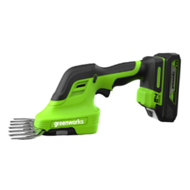 Садовые ножницы-кусторез аккумуляторные Greenworks G24SHT 24V без АКБ и ЗУ