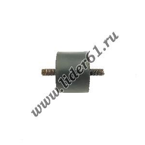 Амортизатор виброплиты ( D 54 мм,H 40 мм,болты М10)
