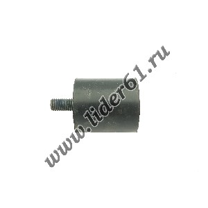 Амортизатор виброплиты ( D 50 мм,H 54 мм,болт М10,гайка М12)