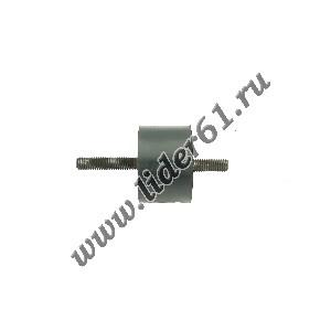 Амортизатор виброплиты ( D 45 мм,H 30 мм,болты М8 длинная шпилька)