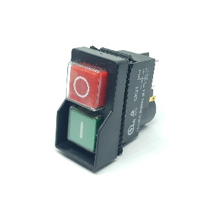 Выключатель бетономешалки ТИП-4  (5 контактов)
